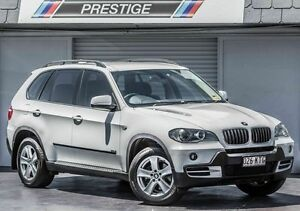 2007 BMW X5 E70 3.0SI White 6 Speed Steptronic Wagon Albion Brisbane North East Preview