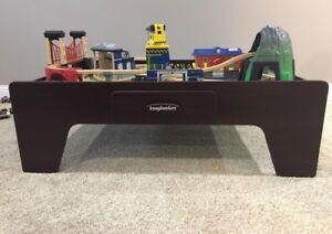 STONY PLAIN: EUC Train Table