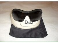 Dolce And Gabbana Sunglasses With D&G Case RRP £225