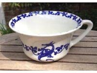 Wedgwood chamber pot