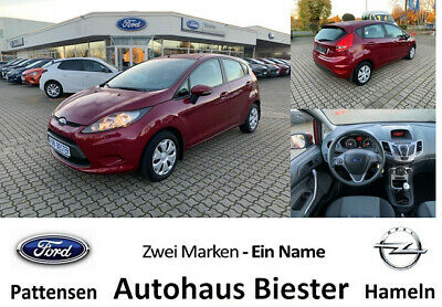 Ford Fiesta Trend 1,25l 82PS