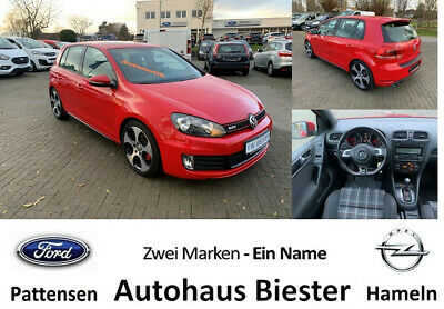 Volkswagen Golf 6 GTI 2,0Ltr. 211PS