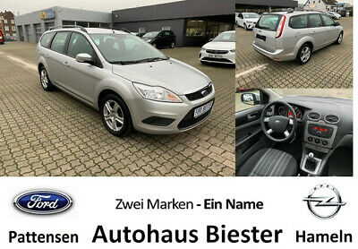 Ford Focus Turnier 1,6Ltr. 100PS
