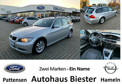 BMW 320d Touring 2,0Ltr. 163PS