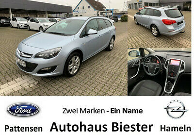 Opel Astra Sports Tourer Energy