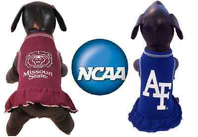 All Star Dogs NCAA College Pet Dog Dress Cheer Cheerleader Shirt Clothing Outfit](Dog Cheerleader Outfit)