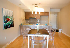 Two bedroom apartment for rent (with parking) in Orleans