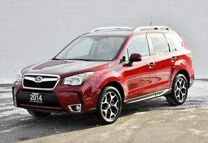2014 Subaru Forester XT Limited Tech