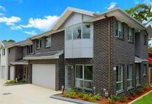 ''STYLISH 3 BEDROOM TOWNHOUSE!!'' Carlingford The Hills District Preview