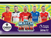 Match Attax 2016/17 wanted