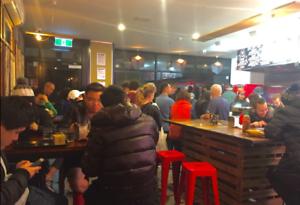 Popular Brunswick Burger Restaurant For Sale
