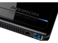 500gb (USB 3.0 or eSATA) External drive £35