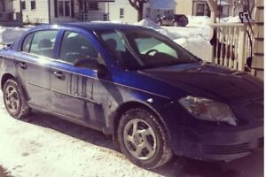 2007 PONTIAC G5 210000 KM FOR SALE WITH WINTER TIRES