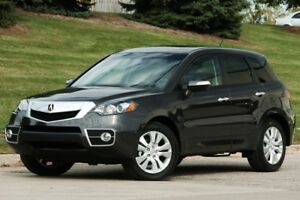 2011 ACURA RDX SH-AWD with Tech Package