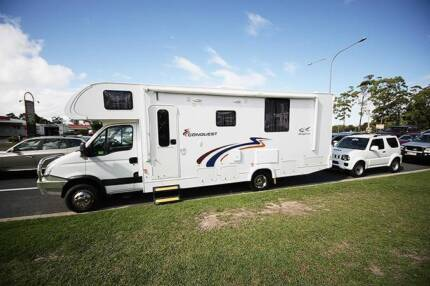 2011 Iveco Jayco Conquest