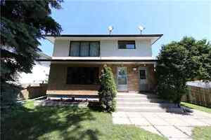Newly renovated DUPLEX In East Kildonan for rent