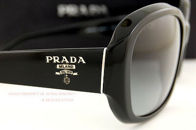 Brand New Prada Sunglasses 31N 31NS 1AB 3M1 BLACK for Women 100% Authentic on Rummage