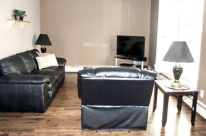 Fully Furnished Two Bedroom Apartment in Westpark All Utilities!