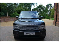 2006 Range Rover 3.0 td6 Vogue automatic