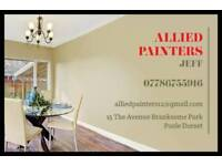 Allied painters