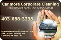 Canmore Corporate Cleaning