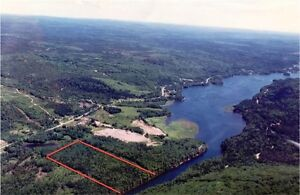 NEW PRICE WATERFRONT - 23 Acres on Country Harbour River