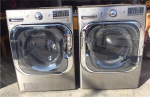 LG Washer and Dryer Set - Bought in 2015