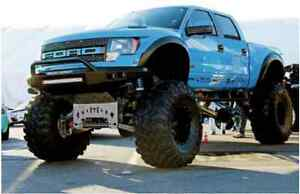 Truck Lifting / Lowering, Suspension, Custom Exhaust?