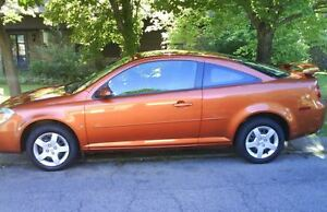 $2795 Sunburst Orange 2006 Chevrolet Cobalt LS Coupe (2 door)