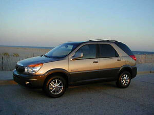 Great 2002 AWD Buick Rendezvous SUV, Crossover