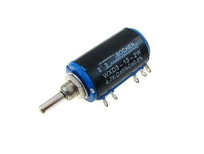 1k Ohm Wire Wound Multiturn Potentiometer