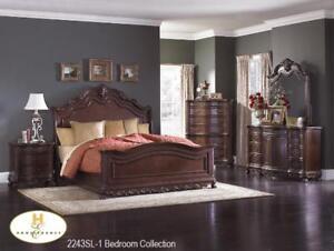 Fall Special --- Bedroom Furniture Huge Save $1500.00!!!!