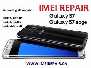 Galaxy S7, S7 Edge Unregistered SIM Unlock network repair sim Imei repair services all SAMSUNG phones and tablets