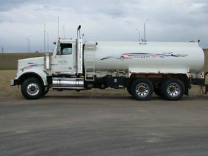 2007 Western Star water truck for sale
