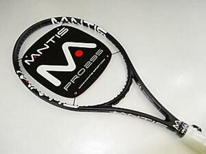 MANTIS PRO 295 TENNIS RACQUET , GRIP 4 1/4 , STRUNG -NEW