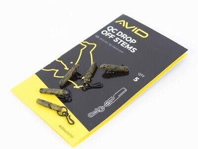 Avid Carp Outline QC Drop Off Stem Stems A0640010 TOP/NEU