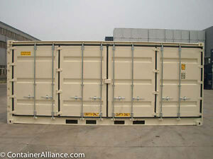 New 20' OPEN SIDE Containers Peterborough Peterborough Area image 2