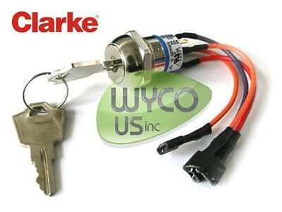 40883a Starter Switch For Clarke Focus Walk Behind Floor Scrubbers
