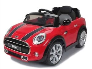 New Mini Cooper Child Ride On Toy with Remote Controller more