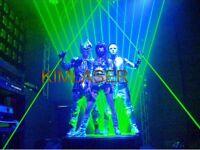 Hand-held green laser pointer for laser dance man( 1pcs)