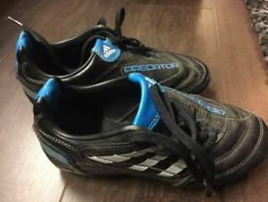 Adidas Kids Soccer Cleats, Size 13