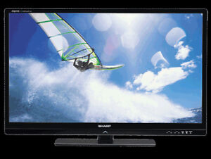 "Sharp tv 46"" LC-46LE832U"