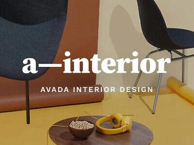 Interior Design Wordpress Website With Demo Content