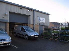 2800FT+ WAREHOUSE - WAKEFIELD RD - £1300 P/M - CHEAP TO RUN & MULTI USE