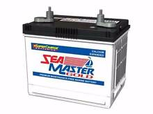 Marine Batteries 24 months warranty from $150 Hillcrest Logan Area Preview