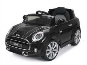 Brand New Mini Cooper Child Ride On with Remote Controller more