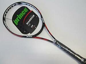 PRINCE WARRIOR TOUR 100 TENNIS RACQUET ,GRIP 4 5/8 , NEW