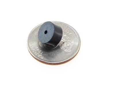 Small Size Round 3vdc Buzzer With Built In Oscillator - Pack Of 5