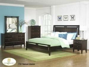 King Bedroom furniture - Brand New Furniture Sale - now 60% OFF Sale (MA82)