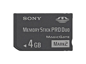 Your Guide to Buying a Sony Memory Stick